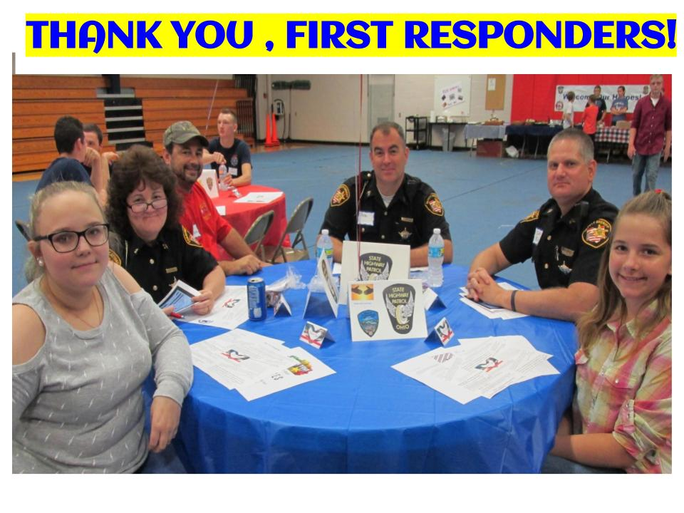 First Responders' Appreciation Day 2017