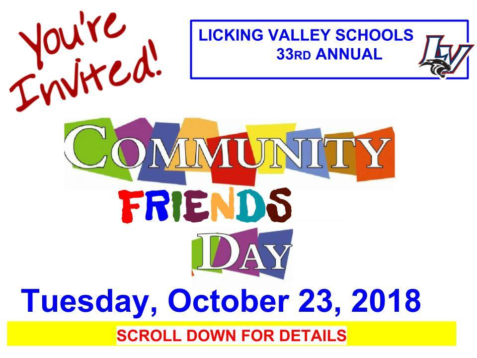 Community Friends Day