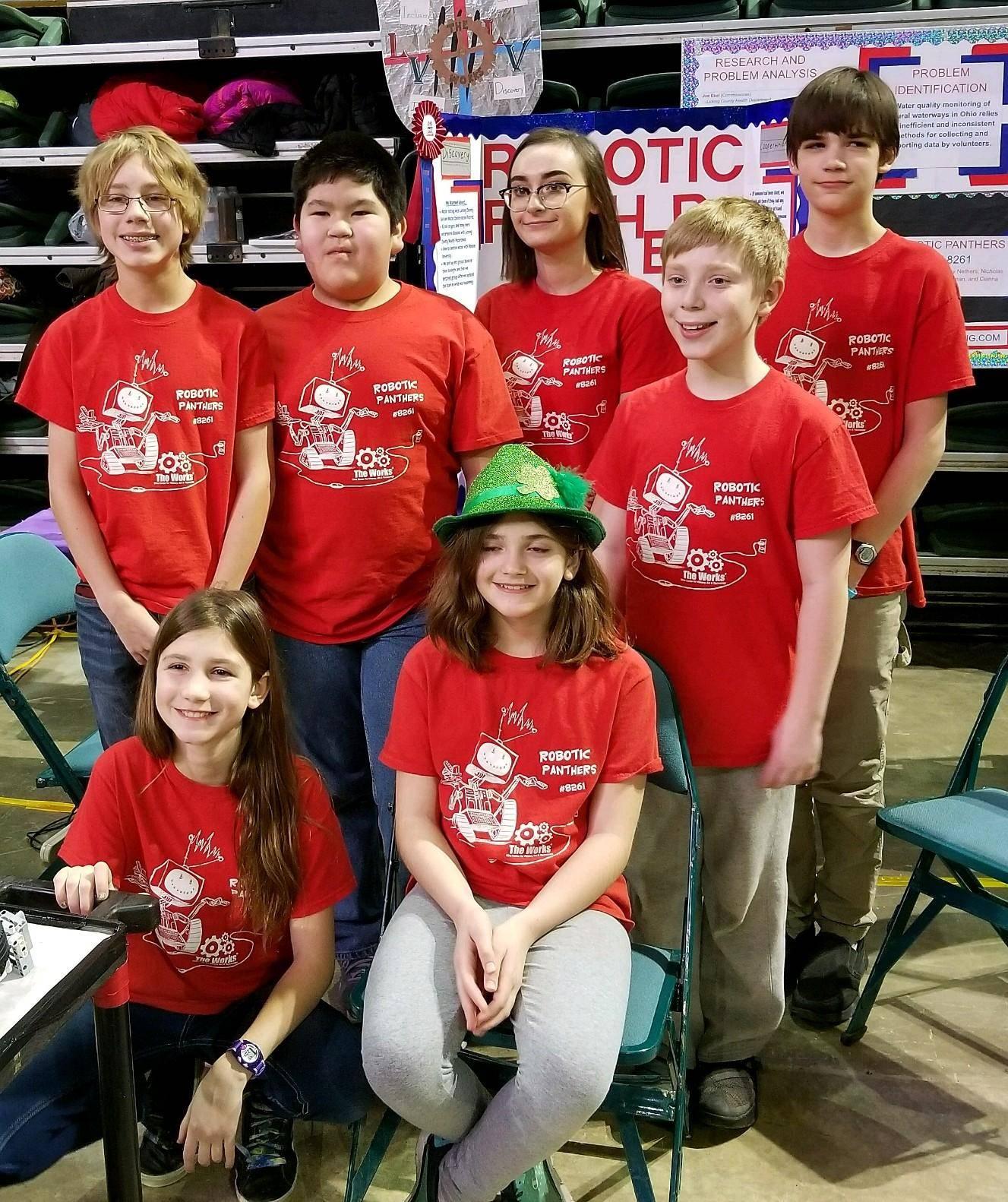 Congrats to the Robotics Team!