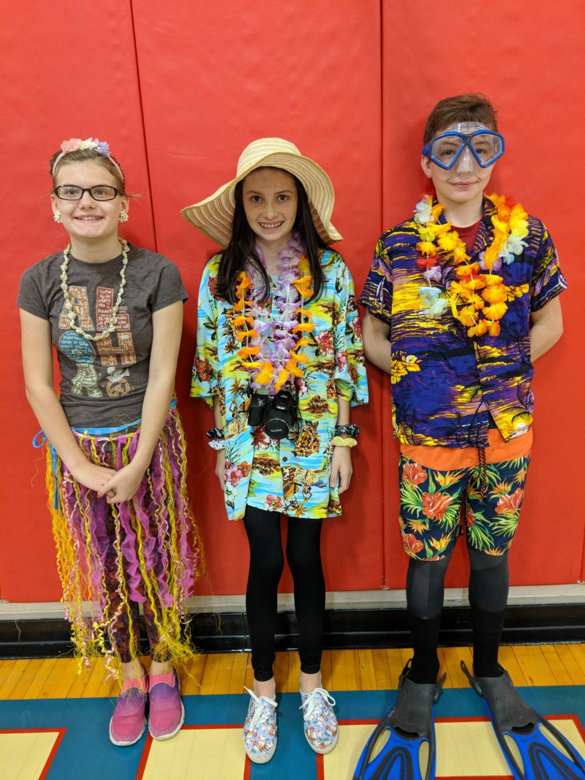 Spirit Week - Hawaii Day