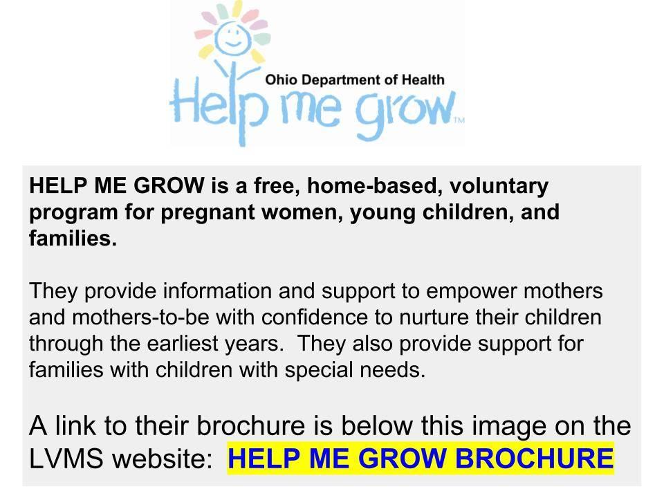 Help Me Grow Brochure