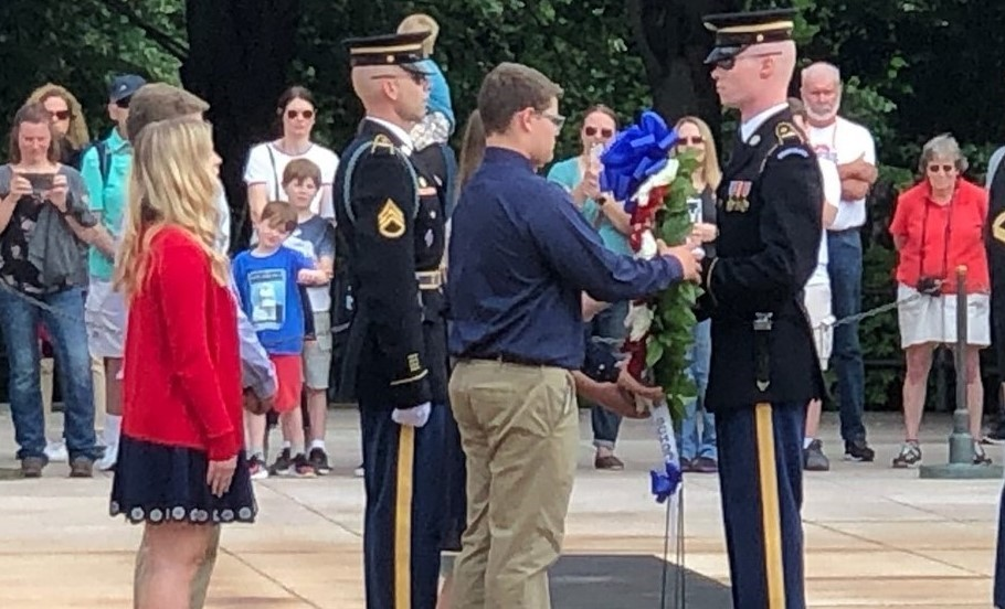 MS Tomb Of The Unknowns May 6, 2019