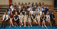 National Junior Honor Society - New & Continuing Members