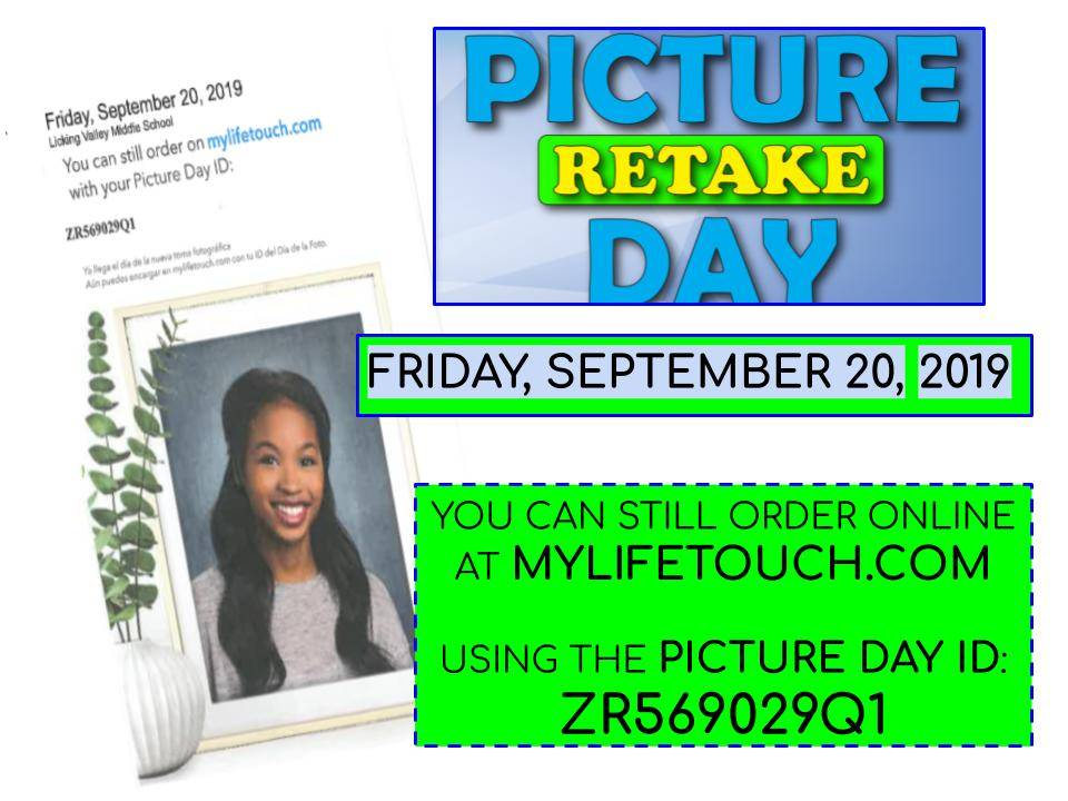 picture retakes september 20th